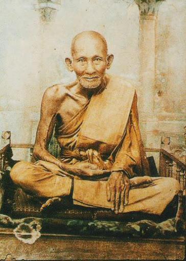 龙婆蜀瓦马堪陶 Luang Phor Suk Wat Makhamtao